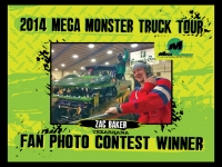 2014 Mega Monster Truck Tour