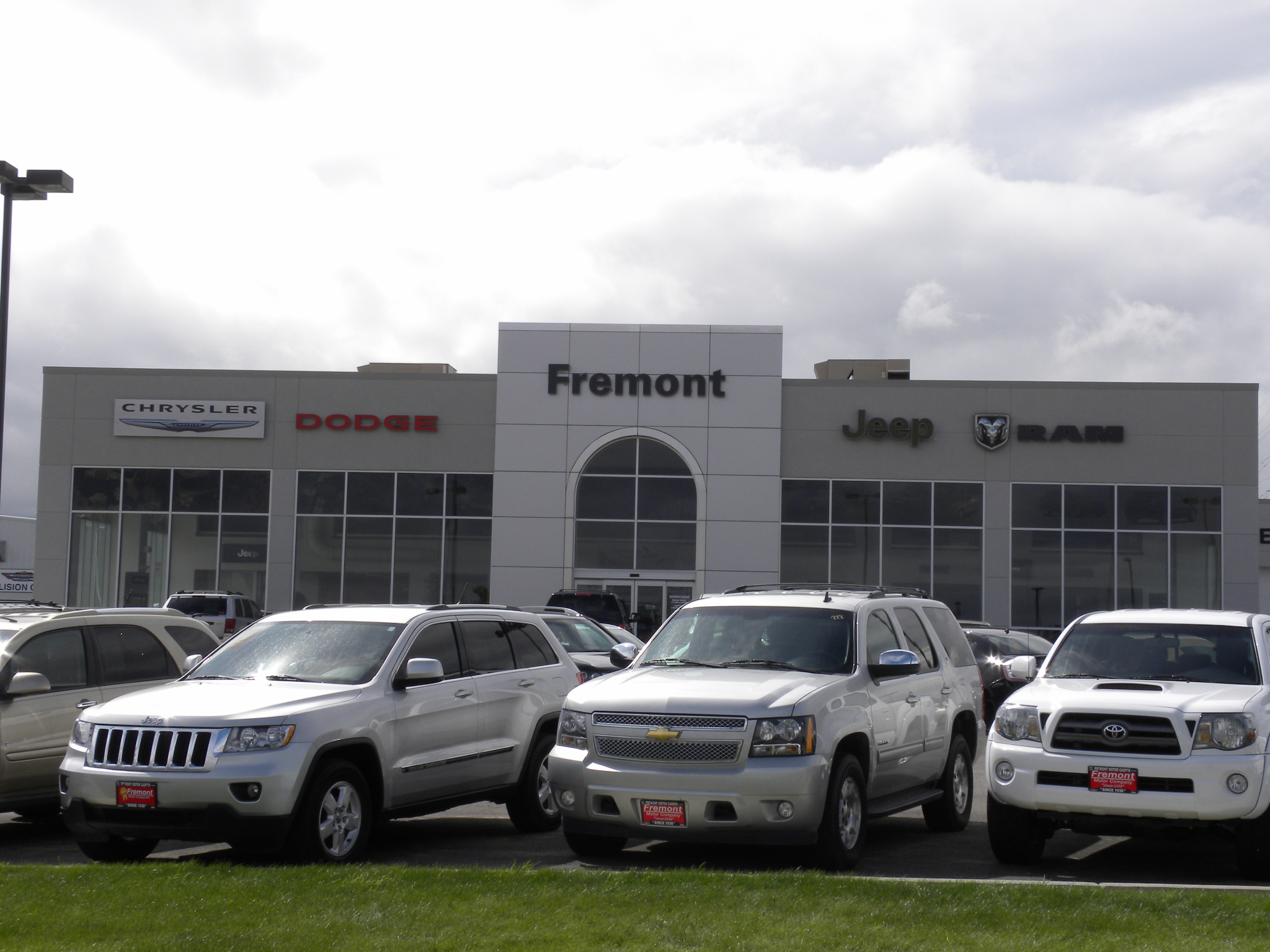 fremont motors sheridan wyoming