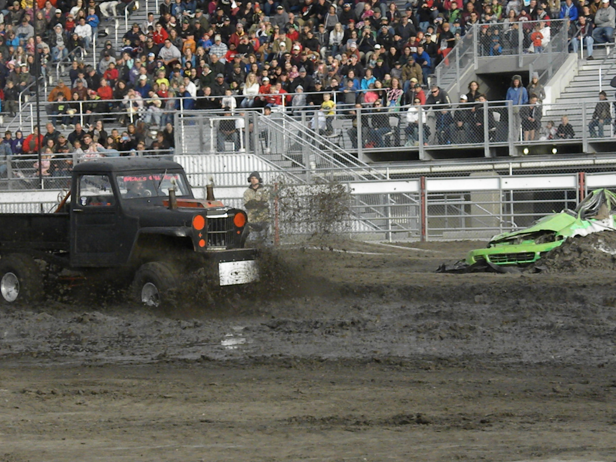 Mud Drags Nebraska Mud Drags New Event This Year